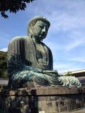 Kamakura Buda Foto de archivo libre de regalías