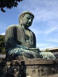 Kamakura Buddha Royaltyfri Foto