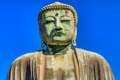 Kamakura Buddha, japan. Stock Image