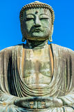 Kamakura Buddha, japan. Royalty Free Stock Photography