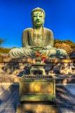 Kamakura Buddha, japan. Royalty Free Stock Photos