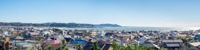 Kamakura city view Royalty Free Stock Photos