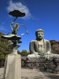 Kamakura Daibutsu Royalty Free Stock Photo
