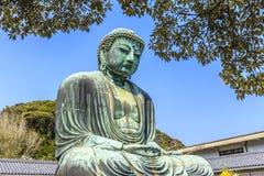 Kamakura Daibutsu 6 Fotografia Stock Libera da Diritti