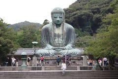 Kamakura Daibutsu Immagine Stock Libera da Diritti