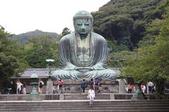 Kamakura Daibutsu Imagem de Stock Royalty Free