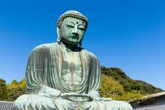 Kamakura Daibutsu. Outdoor beautiful scenery landscape Stock Photos
