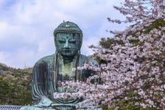 Kamakura Daibutsu 4 Stock Photography