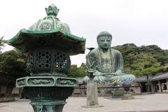 Kamakura Daibutsu stock photo