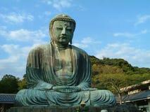Kamakura Duży Budha Fotografia Stock