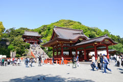 Kamakura, Giappone Fotografie Stock