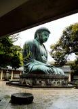 Kamakura grand Bouddha Images libres de droits
