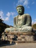 Kamakura, Great Buddha statue Stock Image
