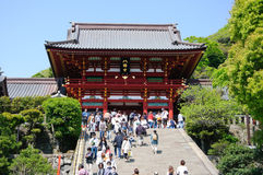 Kamakura, Japan Royalty-vrije Stock Afbeeldingen