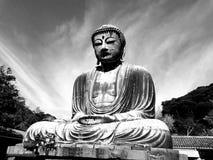 Kamakura Reuzeboedha stock foto