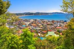 Free Kamakura Sagami Bay Stock Images - 104366444