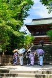 Kamakura temple Stock Photo