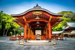 Kamakura świątynia Zdjęcia Stock