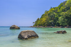 Kamala Beach Stock Images