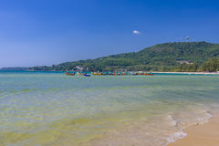 Kamala Beach Royalty Free Stock Images