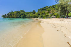 Kamala beach Royalty Free Stock Photos