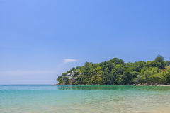 Kamala beach Stock Image