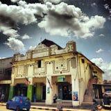Kamalatheatre, das großartiges altes errichtet Lizenzfreie Stockfotografie
