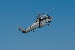 Kaman SH-2G Super Seasprite Royalty Free Stock Photos