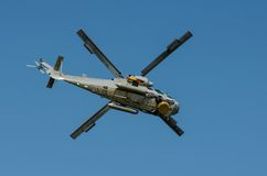 Kaman SH-2G Super Seasprite Royalty Free Stock Images