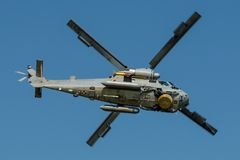 Kaman SH-2G Super Seasprite Royalty Free Stock Photo
