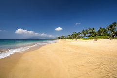 Kamaole Beach, south shore of Maui, Hawaii Stock Image