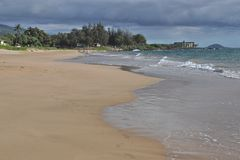 Kamaole II Beach Stock Photography