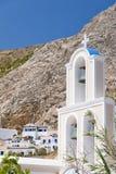 Kamari church 14 Royalty Free Stock Photos