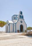 Kamari church 17 Royalty Free Stock Photos
