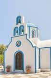 Kamari church 19 Royalty Free Stock Photo