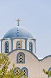 Kamari church 27 Royalty Free Stock Photography