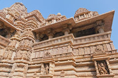 Kamasutra Temple in India Stock Photos