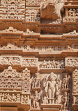 Kamasutra Temple in India Stock Photography