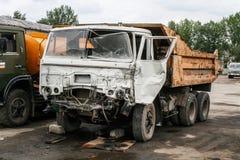 KAMAZ 55111 Immagini Stock