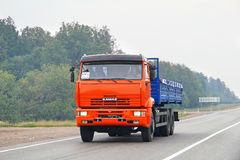 KAMAZ 65117 Royalty Free Stock Photography