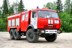 KAMAZ 43118 Royalty Free Stock Photography
