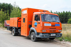 KamAZ 4308 Royalty Free Stock Photos