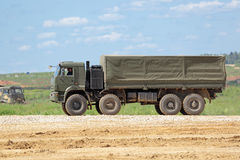 KamAZ-6560 Royalty Free Stock Images