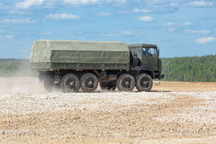 KamAZ-6560 Stock Photos