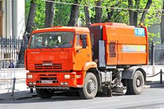 KAMAZ 53605 Royalty Free Stock Image