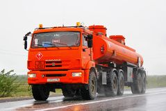 KAMAZ 44108 Royalty Free Stock Photography