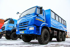 KamAZ 43114 Royalty Free Stock Photography