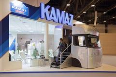 KamAZ Stock Photo