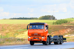 KamAZ 6525 Royalty Free Stock Photography