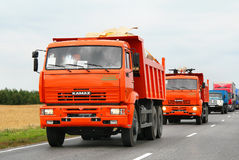 KAMAZ 6520 Stock Photography